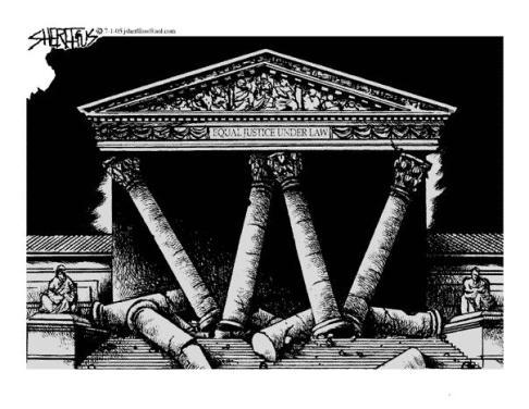 Equal Justice UnderLaw!